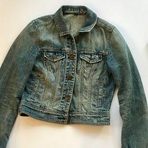 American Eagle denim jeans jacket S/P